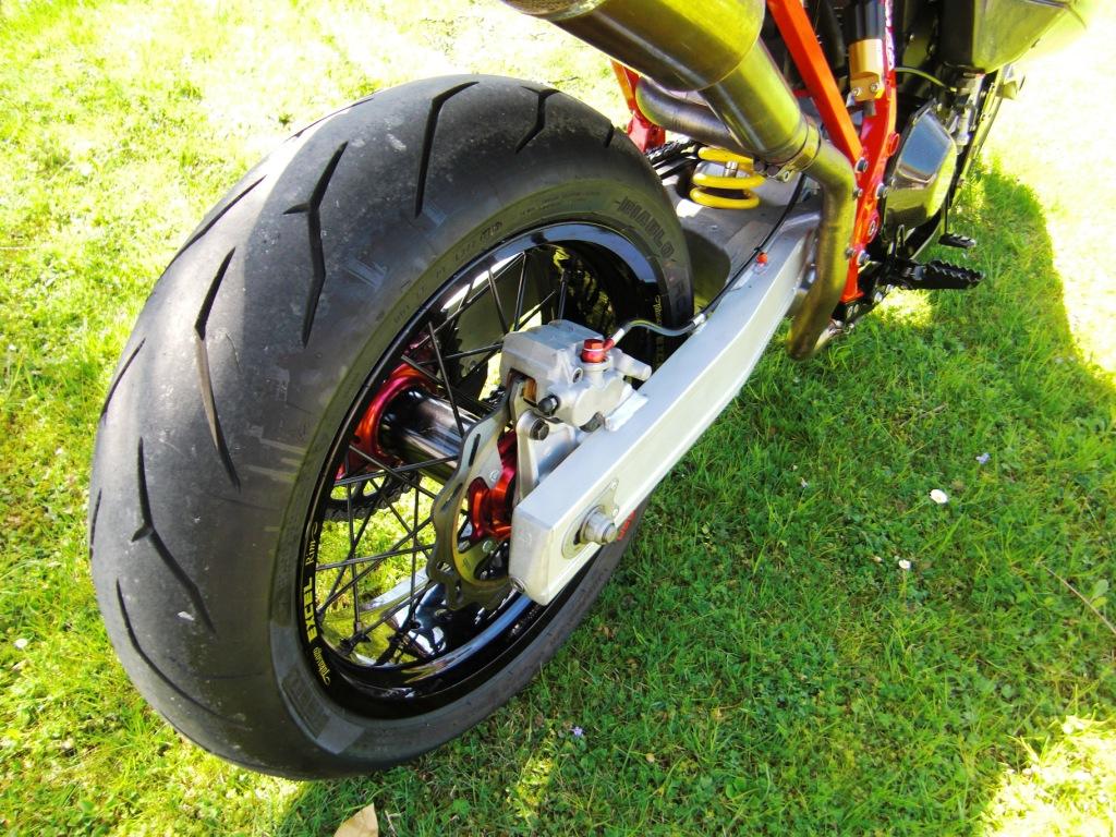 Aprilia  Supermoto Wheels