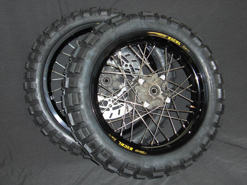 Motorrad Reifen Cafe Racer Bmw