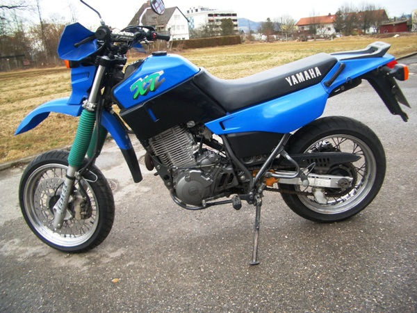 Yamaha Bike Photo